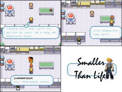 Smaller Than Life-3