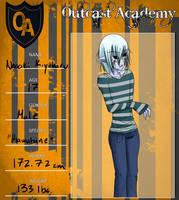 Outcast Academy Application by Chi-Haku