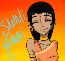 CdS: Shanti Behari Avi by Chi-Haku