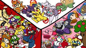 My 50th Deviation! (Nintendo Unite!)
