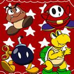 Mario Enemies (#1)