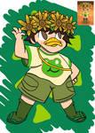 My Animal Crossing Character (ACNH) by Bumpadump2002