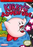 Kirby's Adventure (Box Art Redraw)