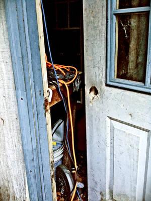 Gritty Door