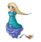 Genie by Lizandre