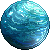 Underwater orb by Lizandre