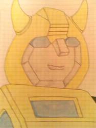 Bumblebee G1 by Arcee327