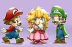 Chibi Mario Party