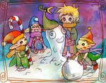 Minish Cap Christmas