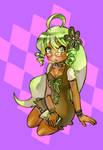 Sweet--Tarts mission 3: Minty valentine by milkybee