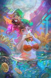 Lunch Mermaid
