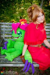 Digimon: Best Friends by Larina-Satome