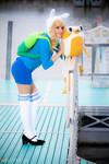 AT:  Fionna and Cake forever