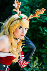 Sleigh Belle Katarina- League of Legends