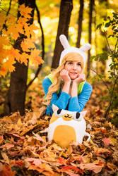 Autumn Adventure by Larina-Satome