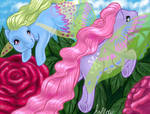Whirly N Flurry Ponies