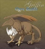 Ogre Battle 64 - Griffin by hollowzero