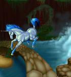 Chrono Cross Summon - Unicorn
