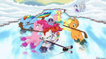 My Little Pony Hockey