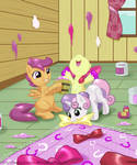 Happy Hearts N Hooves Day