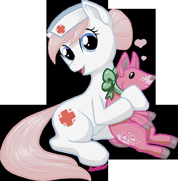 Valentine 2012: Nurse Redheart