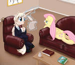 Day 21 - Pearly Consulting Fluttershy