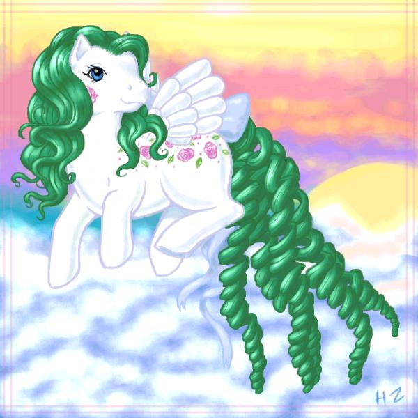 Juliette Pony by hollowzero
