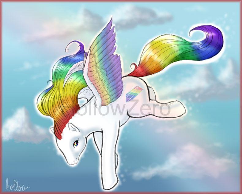 Prism Pony by hollowzero