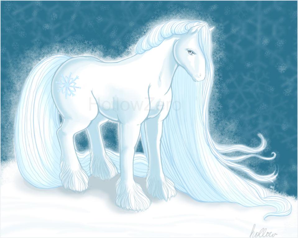Dendrite Pony by hollowzero