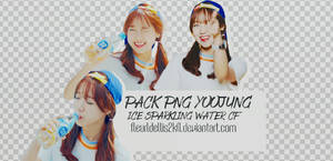 [24416] Pack PNG YooJung Ice Sparkling water CF
