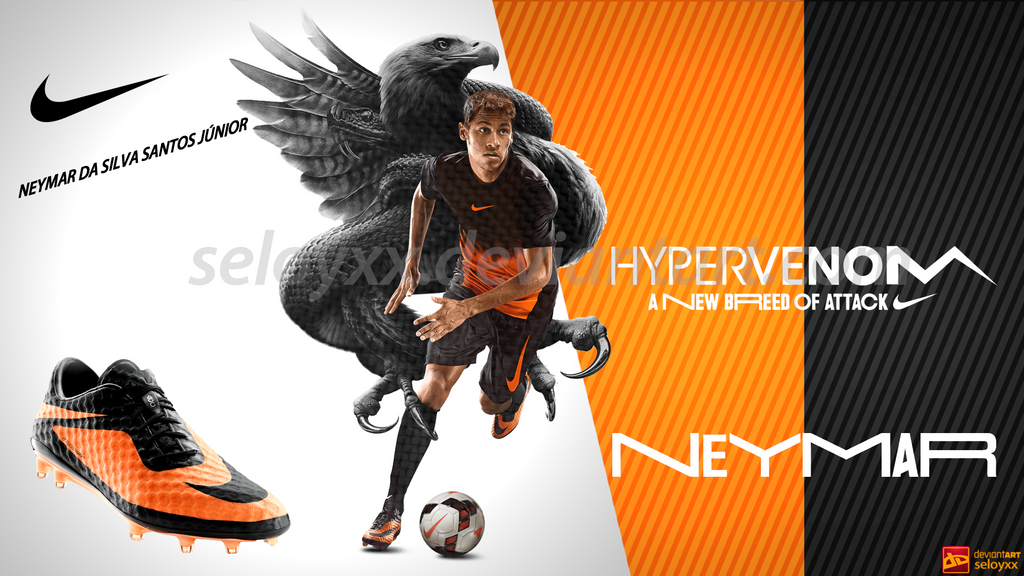 Neymar hypervenom wallpaper by seloyxx on deviantart