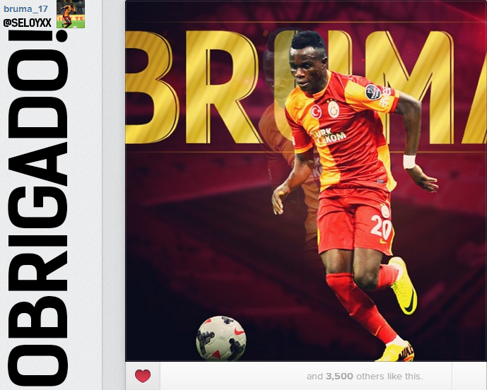 Bruma - THANKS! by seloyxx