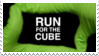 RunForTheCube Stamp