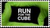 RunForTheCube Stamp