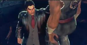 Tekken 7 Kazuya Mishima
