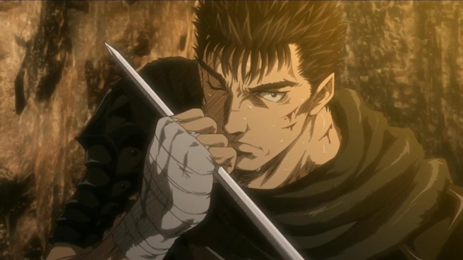 Anime Characters Like Guts : Berserk guts by dragonwarrior h on deviantart