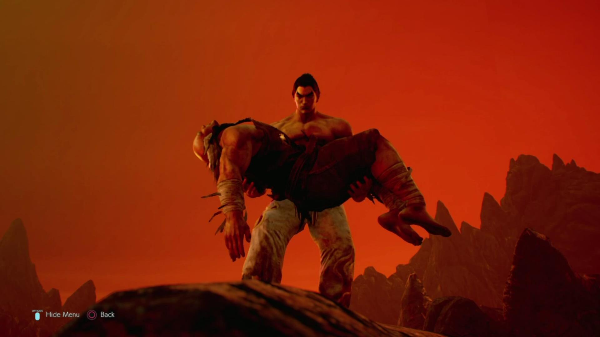 Tekken 7 Kazuya By DragonWarrior H