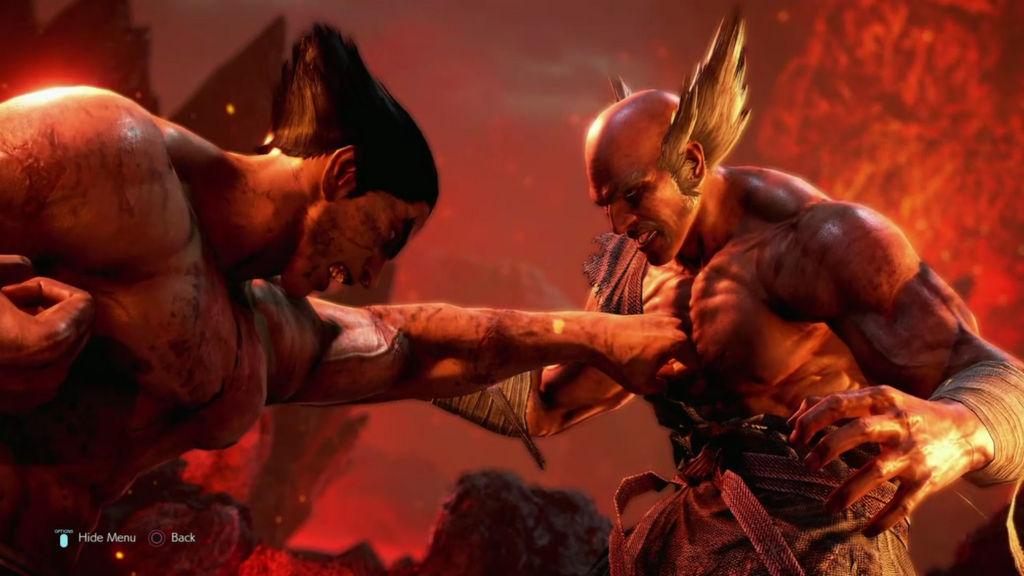 Tekken 7 Kazuya Vs Heihachi By Dragonwarrior H On Deviantart