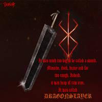 Dragonslayer Sword (Berserk Sword)