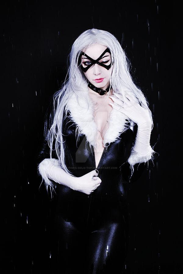 Felicia Black Cat