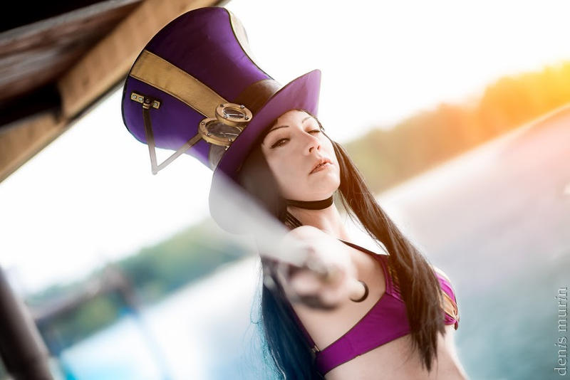 Caitlyn Poool Party by Fiora-solo-top