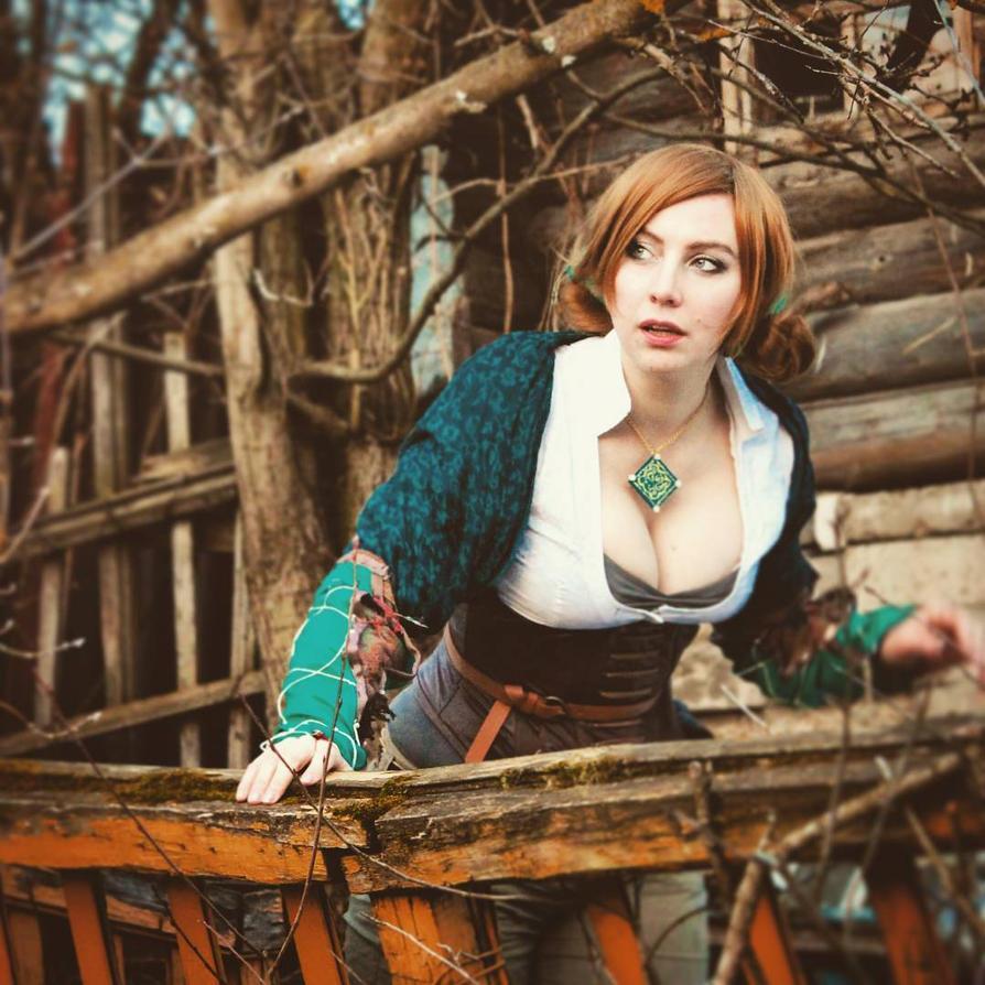 Triss Merigold by Fiora-solo-top