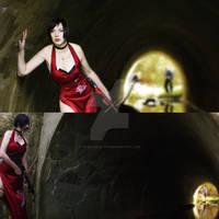 Residen Evil Ada Wong