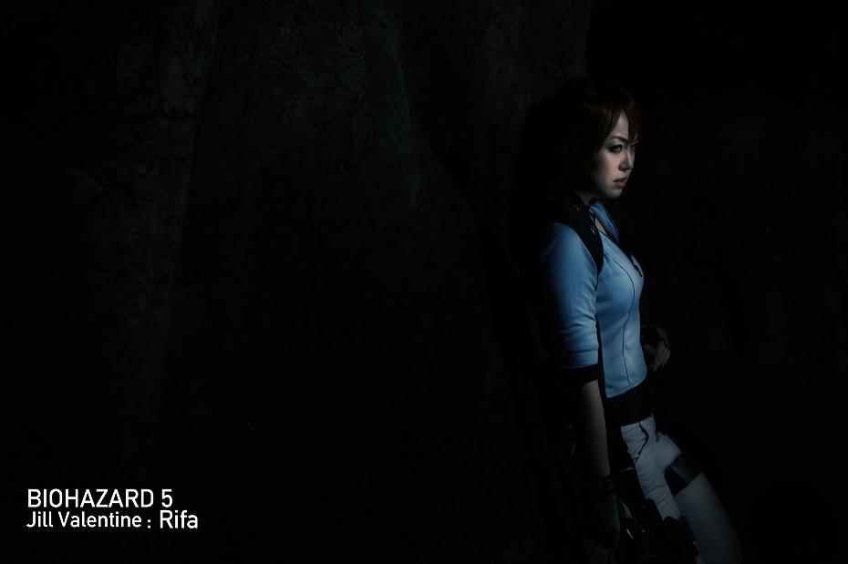 Jill Valentine - RESIDENT EVIL 5 by xxxrifa