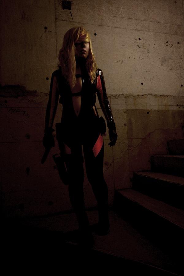 Rachael Foley - RESIDENT EVIL REVERATIONS by xxxrifa