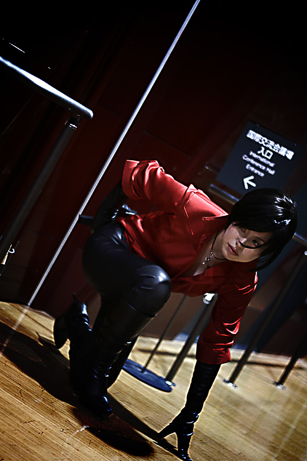 Ada Wong Cosplay - RE6 by xxxrifa