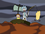 Get the Net, Morty! Get the Net!