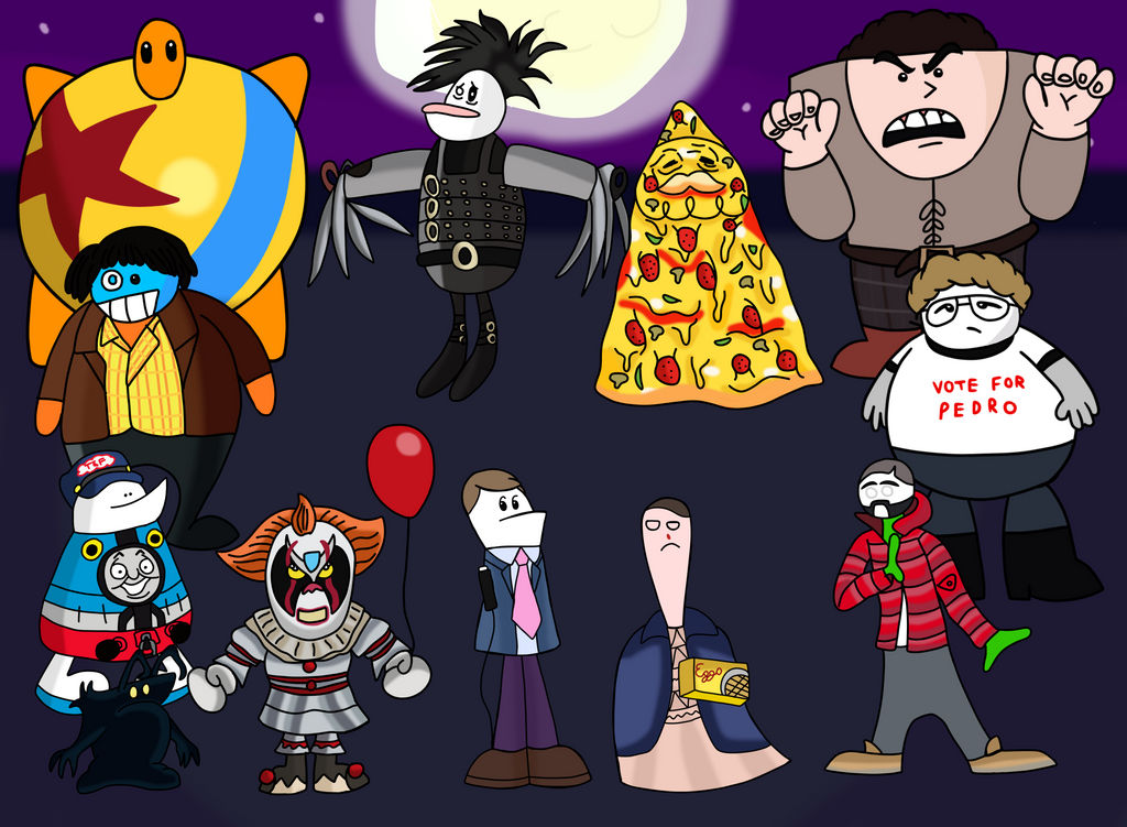 Halloween 2020 Homestar Runner Homestar Halloween 2018 Version 1 by AfroOtaku917 on DeviantArt