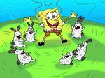 The Easter Sponge