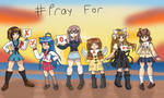 Pray For KyoAni by AfroOtaku917